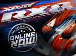 SMI XRAY News XRAY RX8�16 Online Now