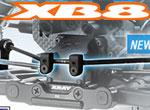 SMI XRAY News XRAY XB8 Stabilisator