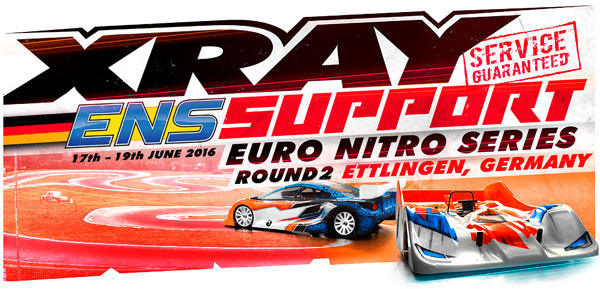 SMI Motorsport News XRAY support @ ENS R2 in Ettlingen