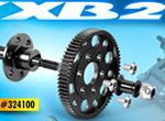 SMI XRAY News XRAY XB2-Umbauset starren Antrieb