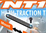 SMI XRAY News XRAY NT1 hinterer CFK Verbinder