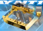 SMI XRAY News NT1 einteiliger Messingmotorhalter
