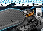 SMI XRAY News XRAY XB2 CFK Chassisplatte