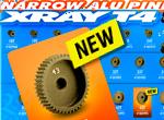 SMI XRAY News XRAY-64-DP-Motorritzel