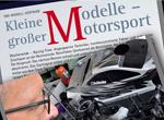 SMI XRAY News Kleine Modelle - großer Motorsport.