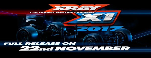 SMI XRAY News New X1´2017...it´s coming