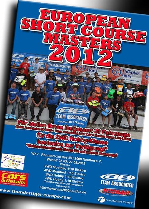 Thunder Tiger Euro Short Course Masters 2012