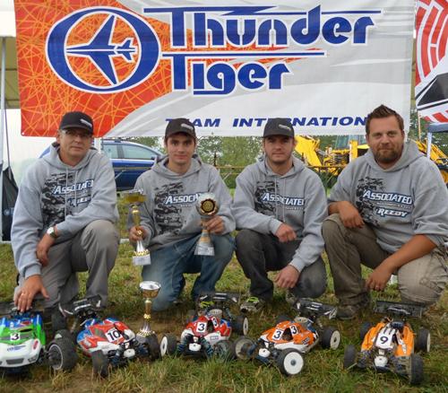 Thunder Tiger 5. Lauf Oberösterreich-Cup