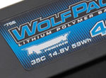 Thunder Tiger WolfPack Generation2 LiPo´s