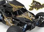 Thunder Tiger JACKAL Limited BLACK Edition