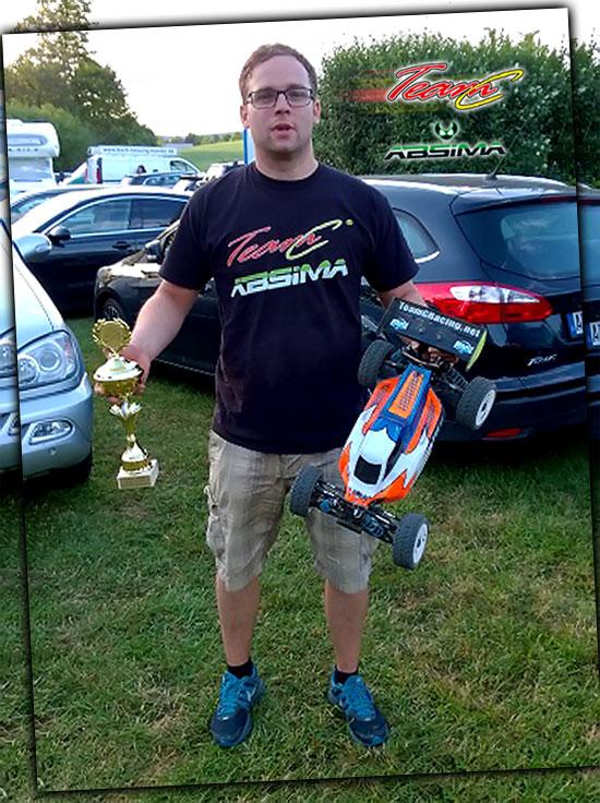 Absima/TeamC 2.Hessen-Cup/SK Lauf in Linsengericht