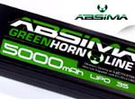 Absima Greenhorn Line LiPos
