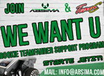 Absima/TeamC Teamfahrer Support Programm