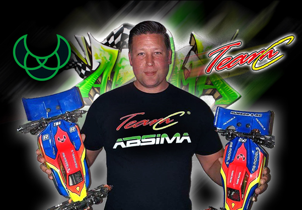 Absima/TeamC Craig Collinson UK Teammanager