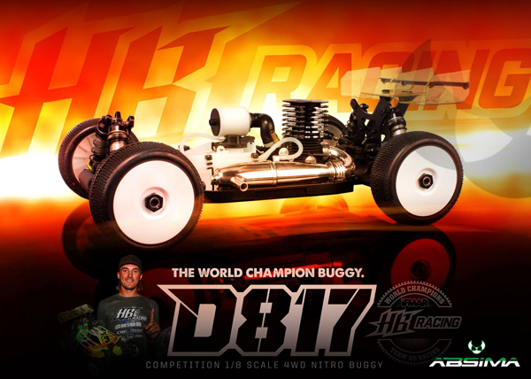 Absima HB Racing D817