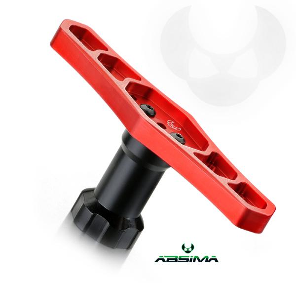 Absima 17mm Alu Radmutterschlüssel