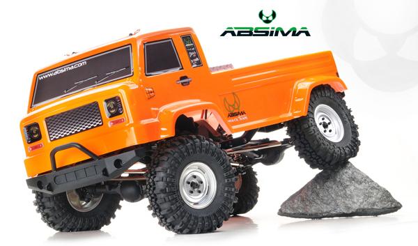 Absima EP Crawler CR2.4 Sand 1:10 RTR