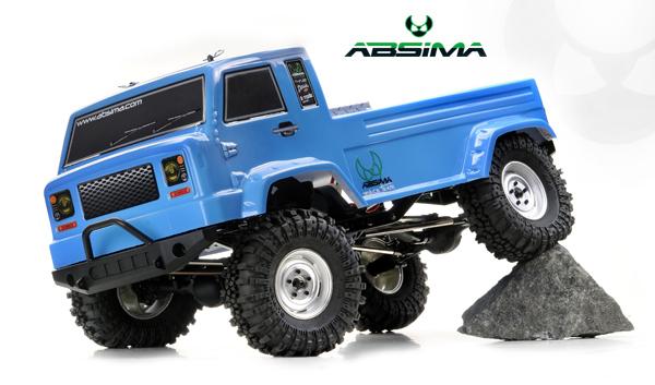 Absima EP Crawler CR2.4 Patrol 1:10 RTR