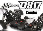 Absima HB Racing D817 World Champion Combo
