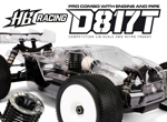 Absima HB Racing D817T Pro Combo