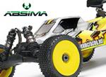 Absima/TeamC TeamC TM8E 1/8t E-Buggy kit