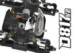 Absima HB Racing HB D817 V2 Nitro Buggy