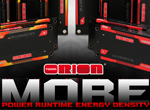 Absima Team Orion Ultimate Graphen LiPo Racing Packs