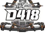 Absima HB Racing HB Racing D418 coming soon