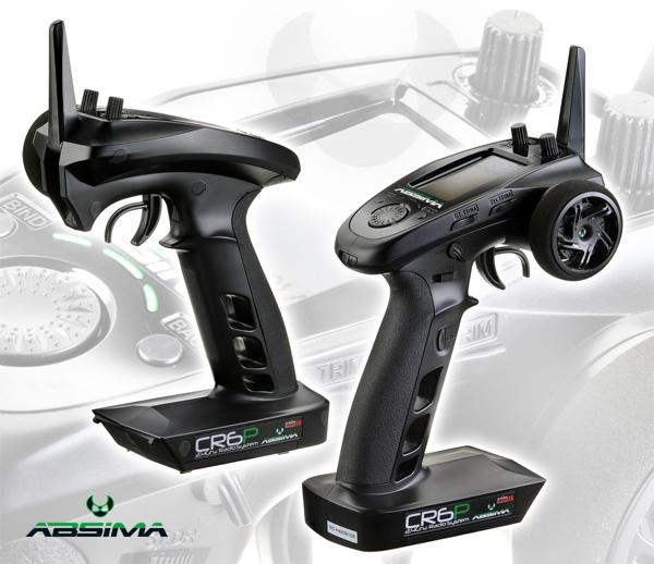 Absima CR6P Fernsteuerung