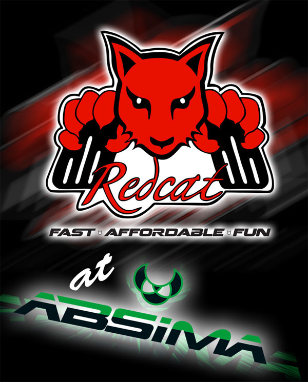 Absima Redcat Racing at Absima