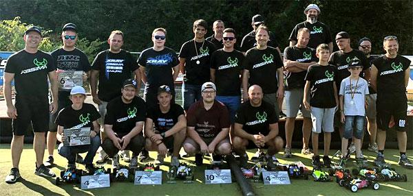 Absima Deutsche Meisterschaft ORE 4WD