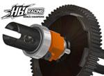 Absima HB Racing HB Racing-D418 Slipper Set
