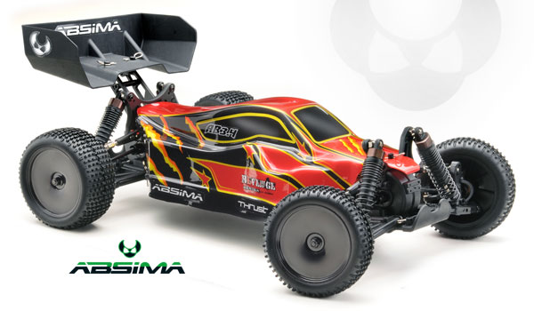 Absima AB3.4 EP Buggy 1/10 4WD RTR