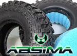 Absima Crawler Reifen Extra Soft Ø 110 mm
