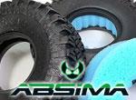 Absima Crawler Reifen Extra Soft Ø 114 mm