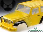 Absima/TeamC CB007 Crawler Karosserie 1:10