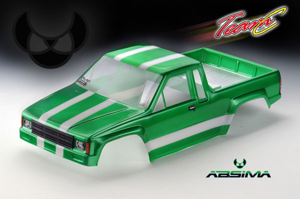 Absima/TeamC CB006 Crawler Karosserie 1:10