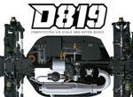Absima HB Racing HB Racing D819 Nitro Buggy-Kit