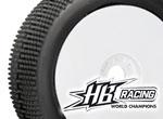 Absima HB Racing HB Megabit Reifen (Yellow-Mischung)
