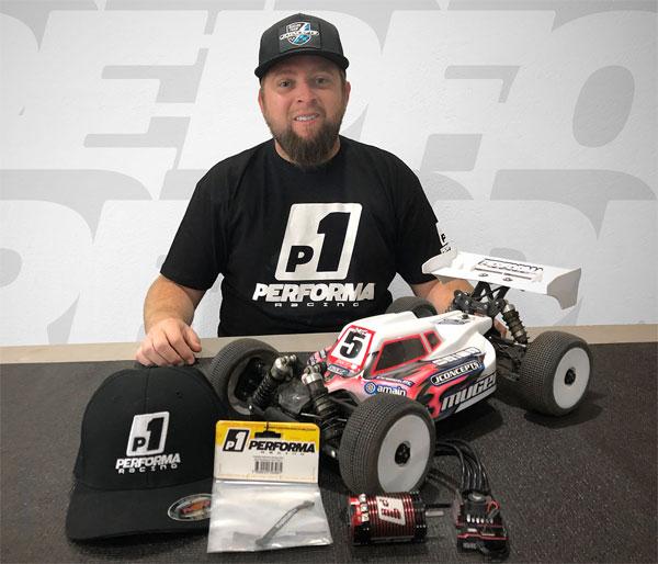Absima Performa Racing R.Maifield goes Performa Racing