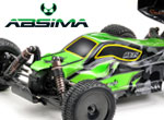 Absima AB3.4BL´ 4WD Brushless Buggy RTR