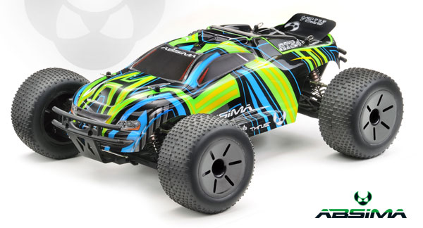 Absima AT3.4BL´4WD Brushless Truggy RTR