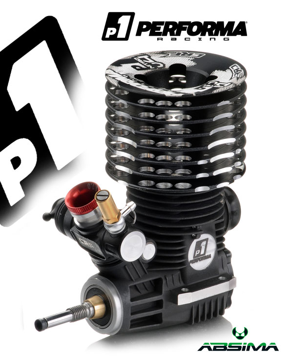 Absima Performa Racing Performa Racing P1 Nitro3 Engine