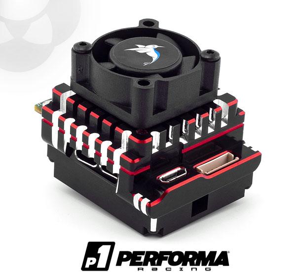 Absima Performa Racing PERFORMA P1 HMX 10 ESC
