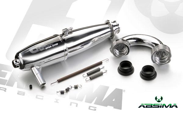 Absima Performa Racing PI Radical Tuned Pipe (EFRA 2149)