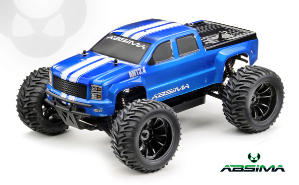 Absima AMT3.4BL´ 4WD BL Monster Truck RTR