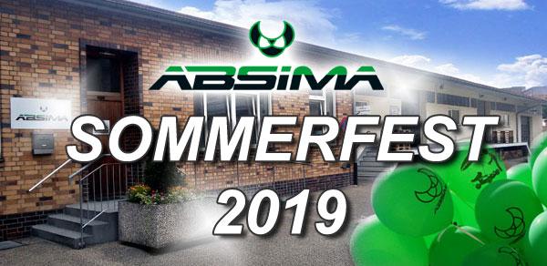 Absima Sommerfest ´2019