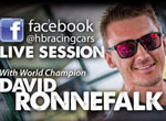 Absima HB Racing Live Session mit D. Ronnefalk