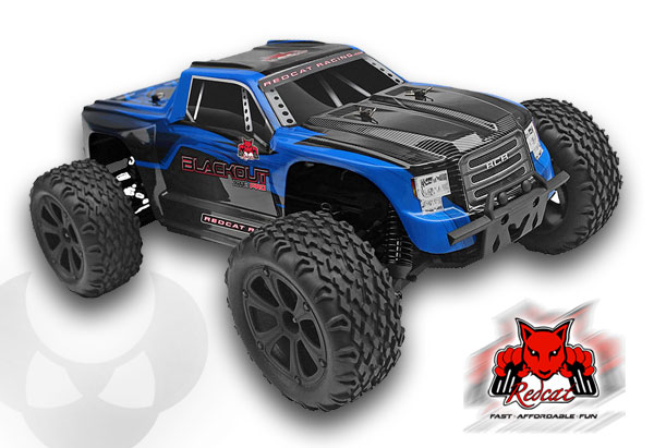 Absima Blackout XTE PRO Monster Truck