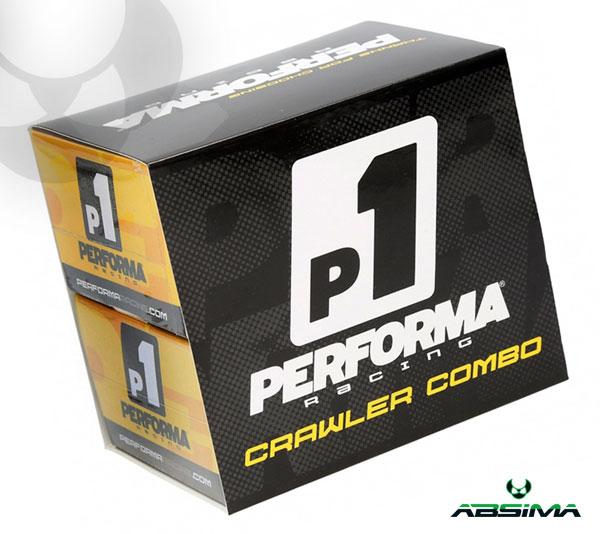 Absima Performa Racing P1 Radical Crawler BL Combo